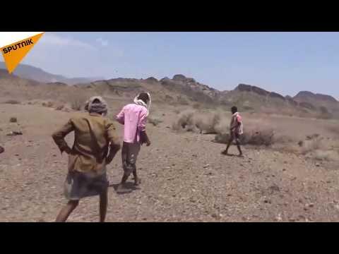 Yemen: *GRAPHIC VIDEO* Allegedly Shows 20 Dead as Saudi-Led Airstrike Hits Taiz
