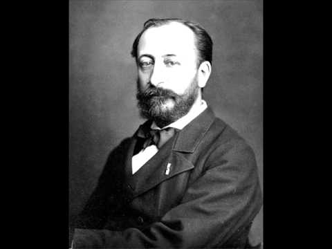 Pascal Rogé plays Saint Saëns Piano Concerto No. 4 op.44 in C minor (Complete)