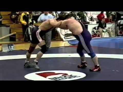 2004 CIS Championships: 130 kg Steve Snijders vs. Ian Patton