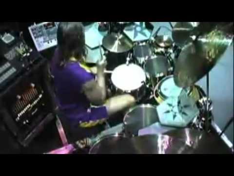 Danny Carey  Parabola HD Drumcam
