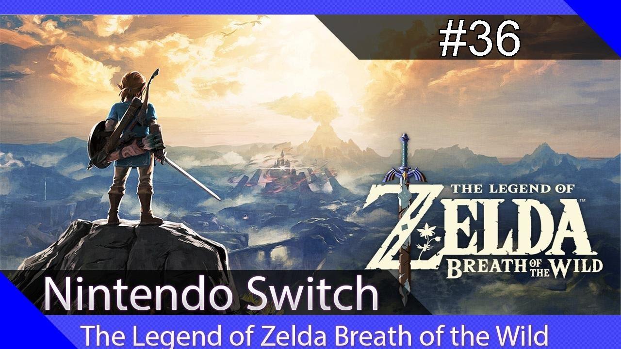 Botw Königliche Küche | Walkthrough The Legend Of Zelda Breath Of The Wild 36 Folge Dem