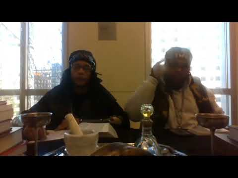 ISRAELITE SCHOOL OF UNIVERSAL PRACTICAL KNOWLEDGE(#ISUPK)- A STRONG BLACK WOMAN MARRIES HER OWN