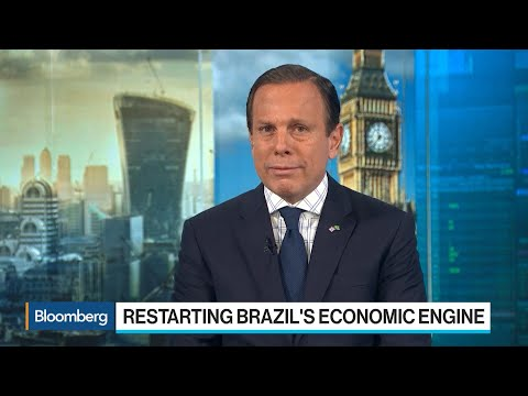 Sao Paulo Governor Sees Privatization as Best Option for Sabesp