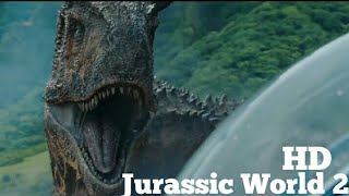 Jurassic World 2 - Ending Scene
