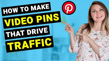 How to Upload Video on Pinterest: Create Video Pins & Get TRAFFIC with Pinterest Video Pins in 2020