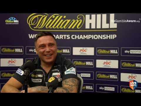 "Gerwyn Price on reaching World Championship final: ""The trophy's coming home to the right place"""