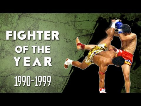 Muay Thai Fighter of the Year | 1990-1999