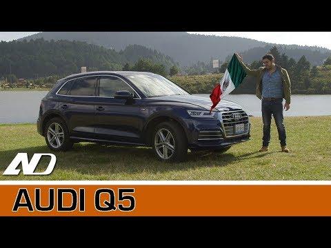 Audi Q5 - La quesadilla con queso de las camionetas de lujo