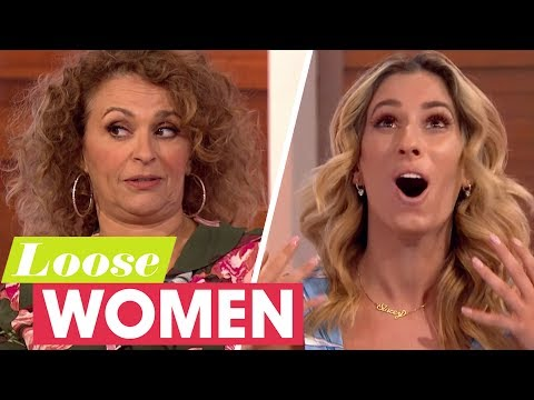 Stacey Once Dragged Joe Swash Into an Amsterdam Sex Show! | Loose Women