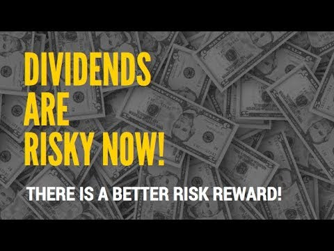 DIVIDENDS ARE NOT THAT SMART NOW - TREASURIES?