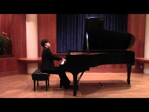 Bach - Chromatic Fantasie and Fugue in D minor, BWV 903