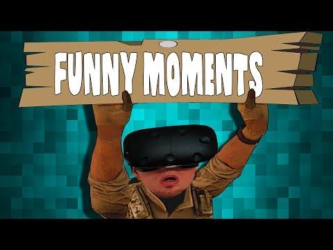 FUNNY MOMENTS • ONWARD VR