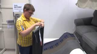 Versatile Ektorp Sofa Seating - Ikea Home Tour