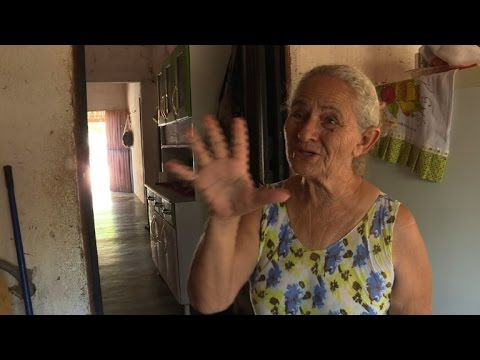 Acute water shortage in northeast Brazil: worst drought in years