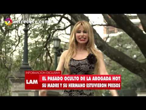 El informe que provocó la renuncia de la abogada hot al Bailando