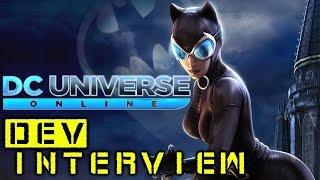 DC Universe Online - SOE Live 2014 - Dev Interview