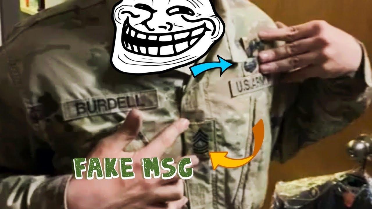 Download STOLEN VALOR IN THE BARRACKS FAKE MASTER SERGEANT