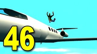 Grand Theft Auto: San Andreas - Part 46 - Plane Hijacking (GTA Walkthrough / Gameplay)