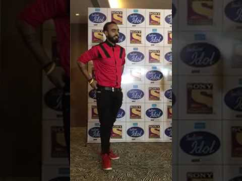 Indian Idol 9 Winner LV Revanth Ahmadabad press conference
