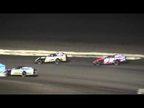 4th Annual Fall Extravaganza Night 1/IMCA Modified feature Lee County Speedway 10/9/15