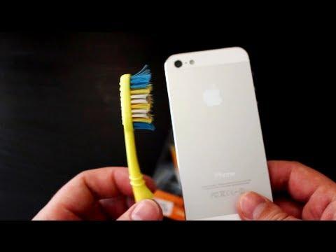 Как отличить iPhone 5s от подделки