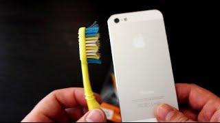Как чистить iPhone от пыли(, 2014-05-27T20:40:00.000Z)