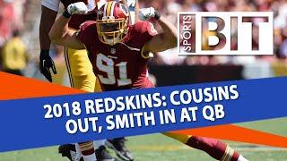 2018 Washington Redskins Preview   Sports BIT   NFL Picks