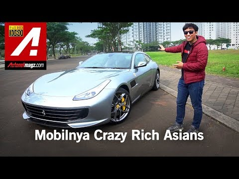 Ferrari GTC4Lusso T Review & Test Drive by AutonetMagz