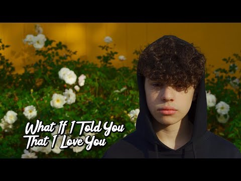 What If I Told You That I Love You - Ali Gatie