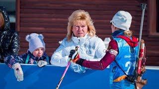 Олимпийская чемпионка Анфиса Резцова поддержит дочерей на Чемпионате России по биатлону