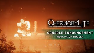 Chernobylite console announcement trailer - PURE GAMEPLAY!