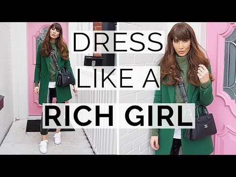 20 Poor Girl Secrets To Dress Like A Rich Girl