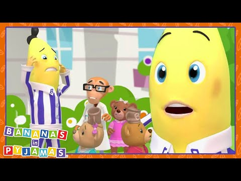 Pink Spots Classic Episode Bananas in Pyjamas Official YouTube from YouTube · Duration:  5 minutes 37 seconds