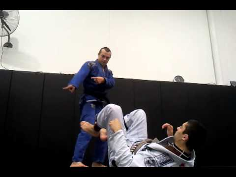 How to pass x guard and single leg x guard