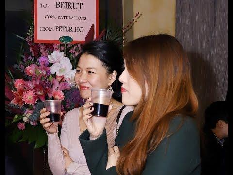 BEIRUT Fine Lebanese Cuisine |LAN KWAI FONG Hong Kong|Grand Opening