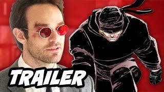 Daredevil Netflix Trailer Breakdown - The Man Without Fear