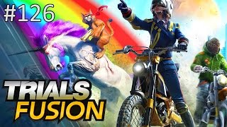 IMPOSSIBLE STAIRS - Trials Fusion w/ Nick
