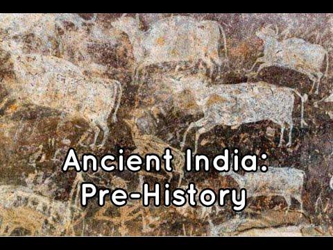 Ancient India: Pre History Vivek K V AIR 301 CSE 2019