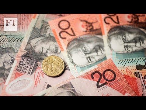 Wild Ride For The Aussie Dollar
