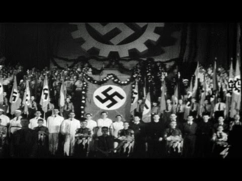 HD Historic Archival Stock Footage WWII GERMAN COLONIES NAZIS IN ARGENTINA 1935 REEL 1