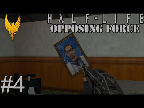"""Kan Play Half-Life Opposing Force: #4 """"Friendly Fire"""""""