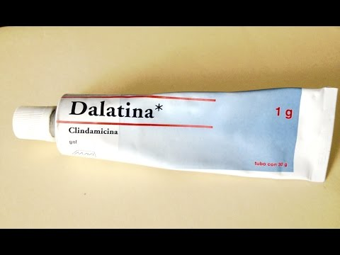 hqdefault - Uso De Clindamicina En Acne