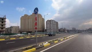 Прогулка по Душанбе, 112 - 82 - Ширин - ГАИ