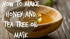 hqdefault - Manuka Honey And Tea Tree Oil Acne
