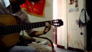 [Guitar Cover] Trống Cơm - DD
