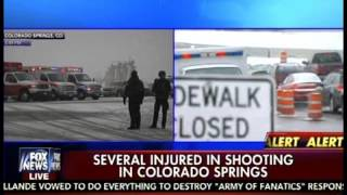Fox Blames Obama Over Planned Parenthood Shooting