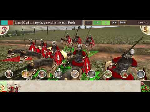 ROME Total War Android Gameplay