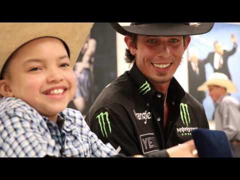 JB Mauney & Dream On 3 - A Bull Riding Dream Come True