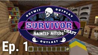 BIGGEST CHALLENGE FAIL! /// SurvivorCraft S11 EP1 /// Minecraft (GAMESHOW)