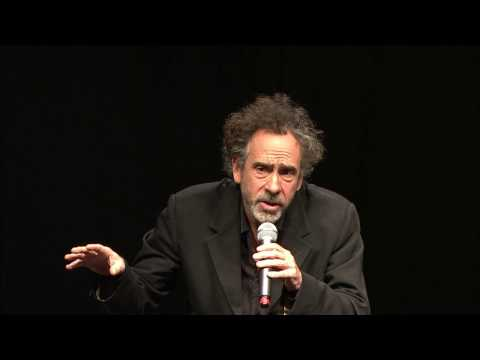 Master Class: In the Director's Chair with Tim Burton